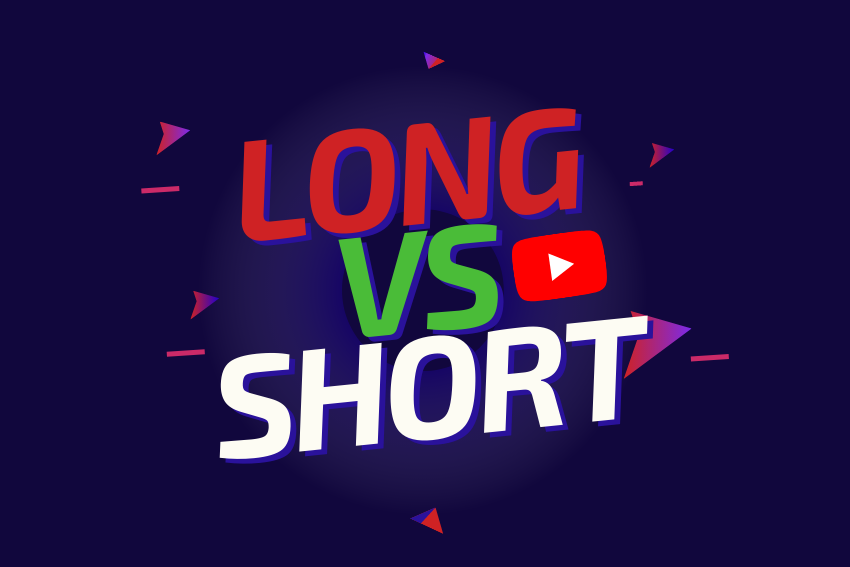 Long vs. short. The YouTube video conundrum everyone's confused about.